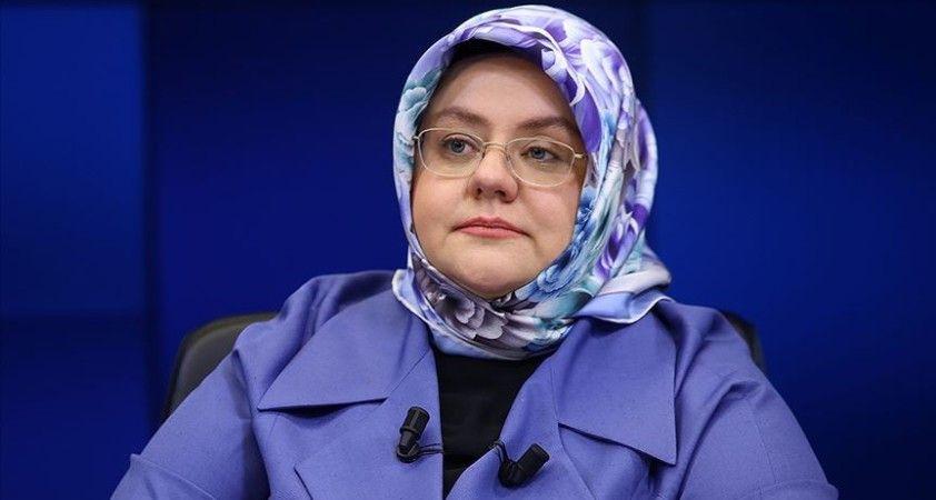 Bakan Selçuk: 'Fesih kısıtı ve Nakdi Ücret Desteği 2 ay uzatıldı'