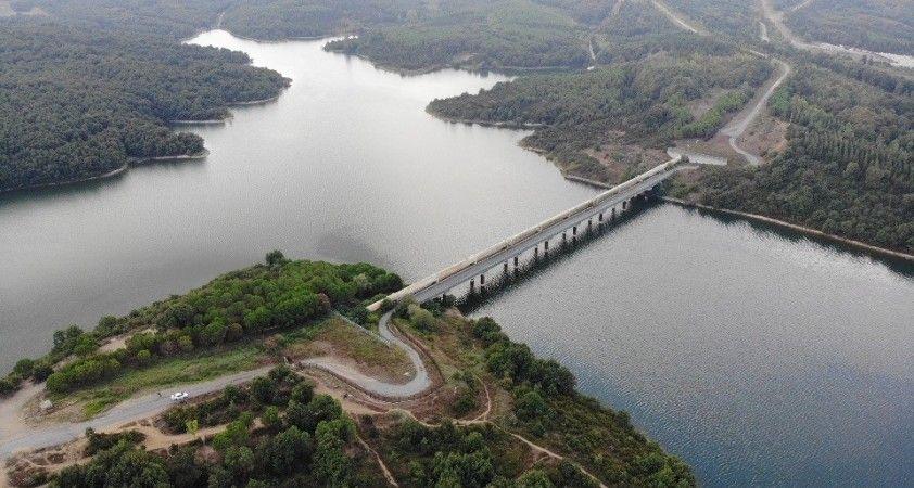 İstanbul barajlarında su seviyesi yüzde 60'ın altına indi