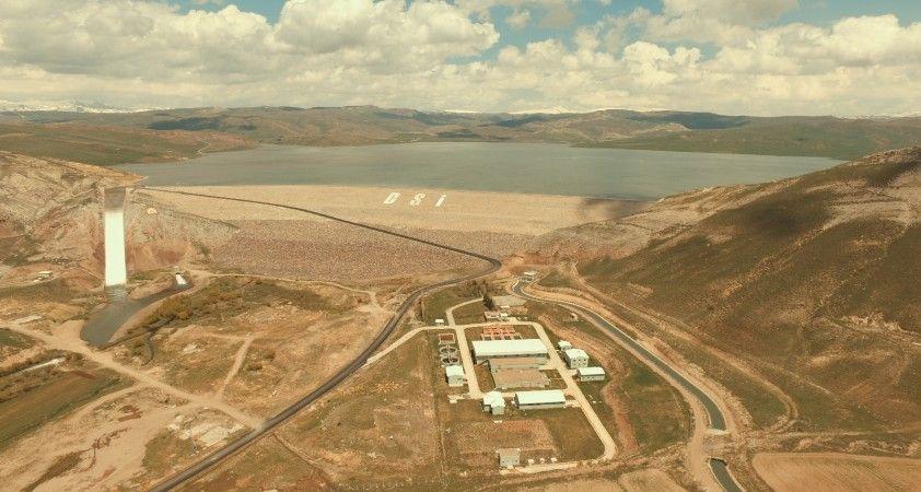 Ağrı Yazıcı Barajı'ndan milli ekonomiye 'dev' katkı