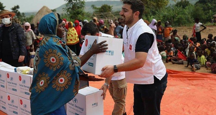 Vuslat Derneği, ramazanda 20 ülkedeki ihtiyaç sahiplerine ulaşacak