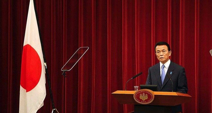 Japonya Başbakan Yardımcısı Aso: Parlamentonun erken feshi düşünülmeli