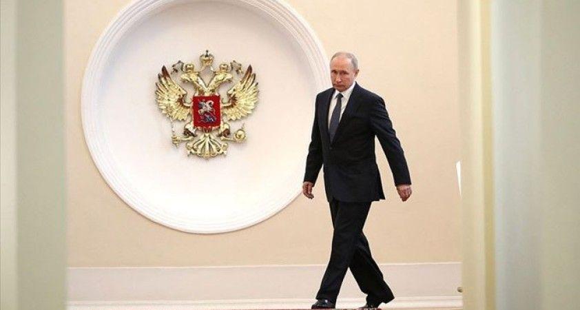 Rusya'da Putin'e 'ömür boyu dokunulmazlık'