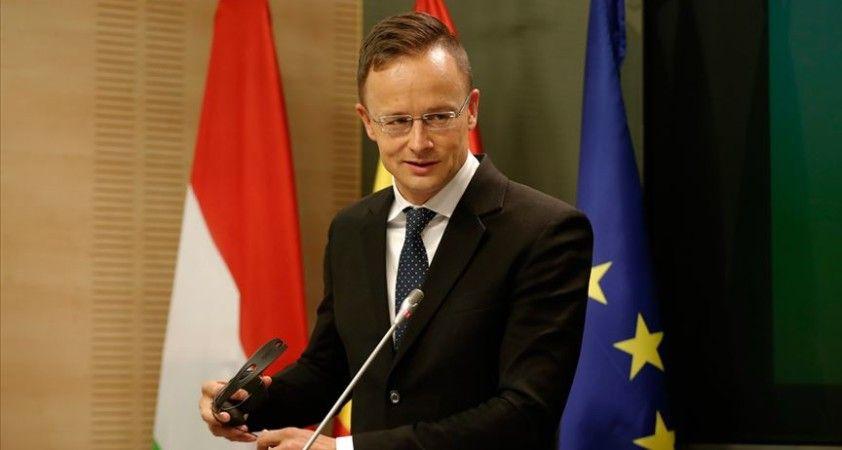 Macaristan Dışişleri Bakanı Szijjarto: Avrupa'nın güvenliği Türkiye'nin elinde