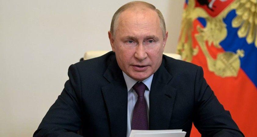 Putin: En büyük düşmanımız olan yoksulluk henüz yenilmiş değil