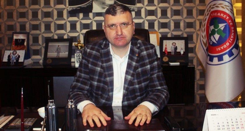 Akar, TOBB Başkanı Hisarcıklıoğlu'na esnafın sorunlarını iletti