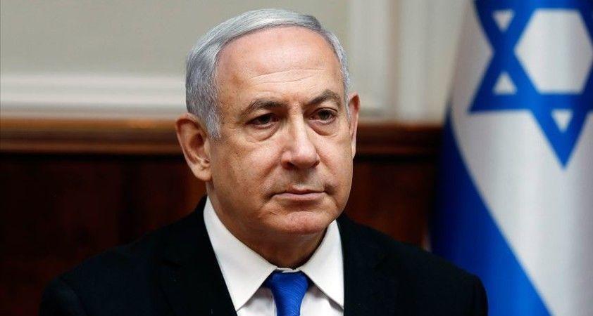 Netanyahu'dan İsrail-Filistin barışı için 'daha fazla uzlaşı' değerlendirmesi