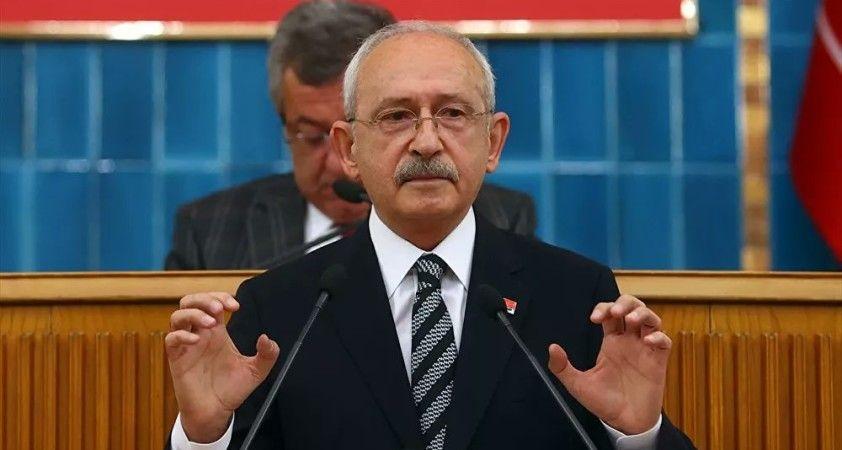 Kılıçdaroğlu'ndan Erdoğan'a: O kadar gönlün fakir ki, sahip olduğun tek şey sarayların, paraların ve kibrin