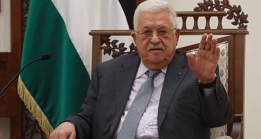Filistin Devlet Başkanı Abbas'ın, İsrail'le barış görüşmeleri için talep listesi hazırladığı iddia edildi