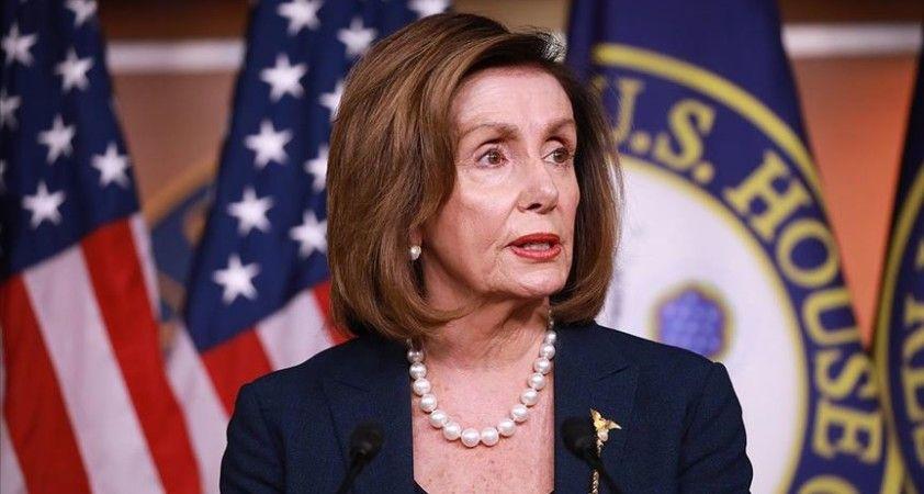 Pelosi ABD Temsilciler Meclisi Başkanlığına yeniden aday gösterildi