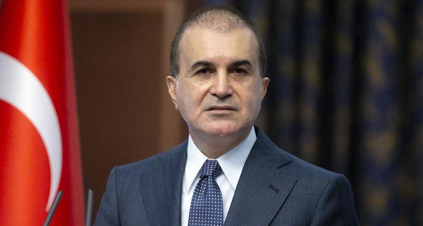 AK Parti Sözcüsü Çelik: 'Yunanistan Dışişleri Bakanı yalan söylüyor, net'