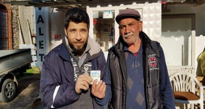 İzmir'de insanlık ölmemiş dedirten olay