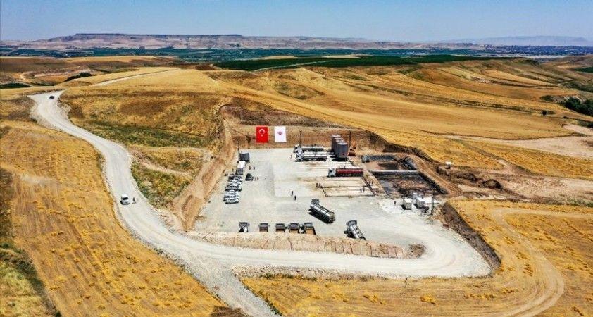 Diyarbakır'da petrol keşfedilen Akoba-1 kuyusunda üretim hareketliliği yaşanıyor
