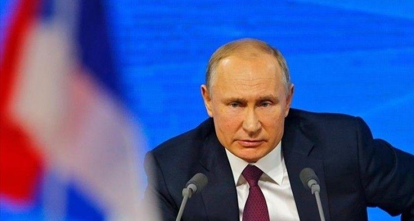 Kremlin: Putin ekim ayında Belarus'u ziyaret edecek