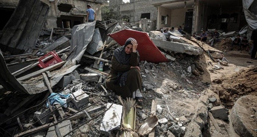 Dışişleri: İsrail'in Gazze'ye uyguladığı insanlık dışı ablukayı kaldırmasının temin edilmesi gerekli