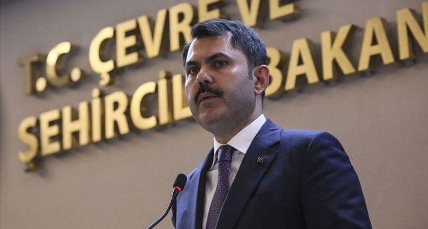 Çevre ve Şehircilik Bakanı Kurum: Ekim ayı içerisinde Pütürge merkezdeki konutların teslimini yapıyor olacağız