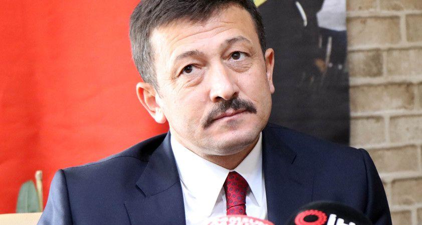 AK Parti'den internet gazeteciliği açıklaması: Somut adım atmış durumdayız