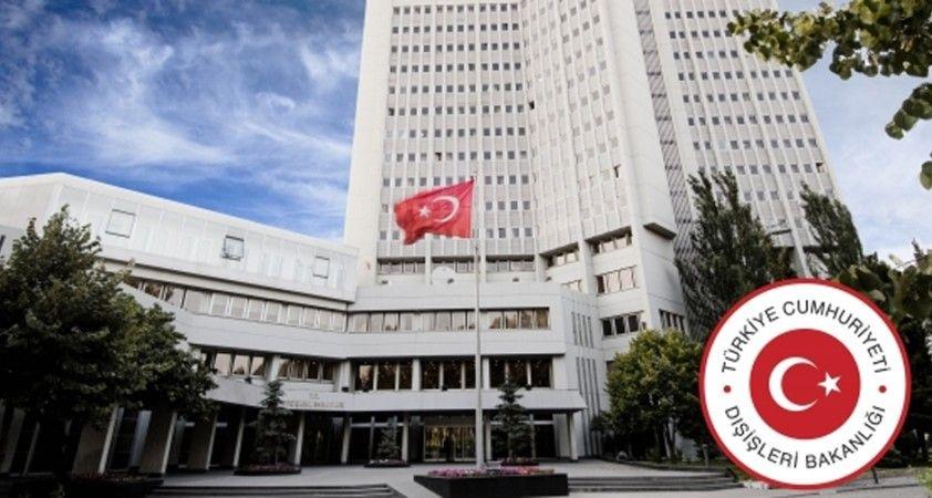 İtalya'nın Ankara Büyükelçisi Dışişleri Bakanlığına çağrıldı