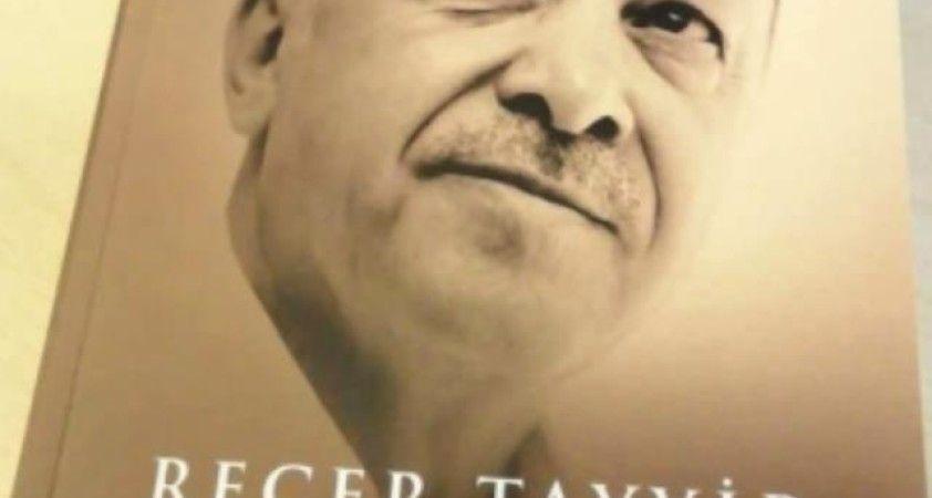 Cumhurbaşkanı Erdoğan'ın kitabı çıkıyor