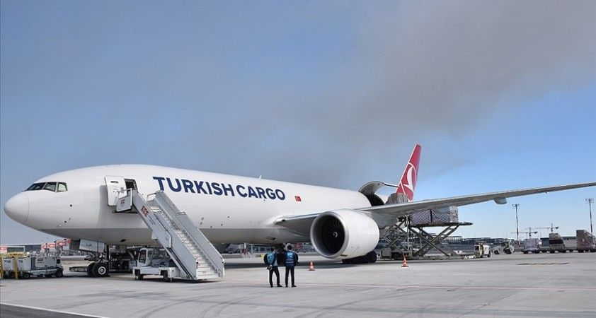 Turkish Cargo, Türkiye'nin ihracatına değer katmaya devam ediyor