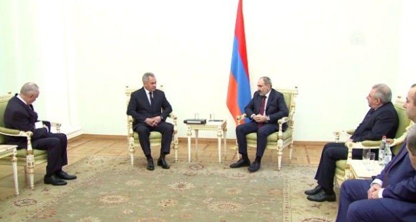 Rus heyeti Dağlık Karabağ konusunda Ermenistan'da temaslarda bulundu