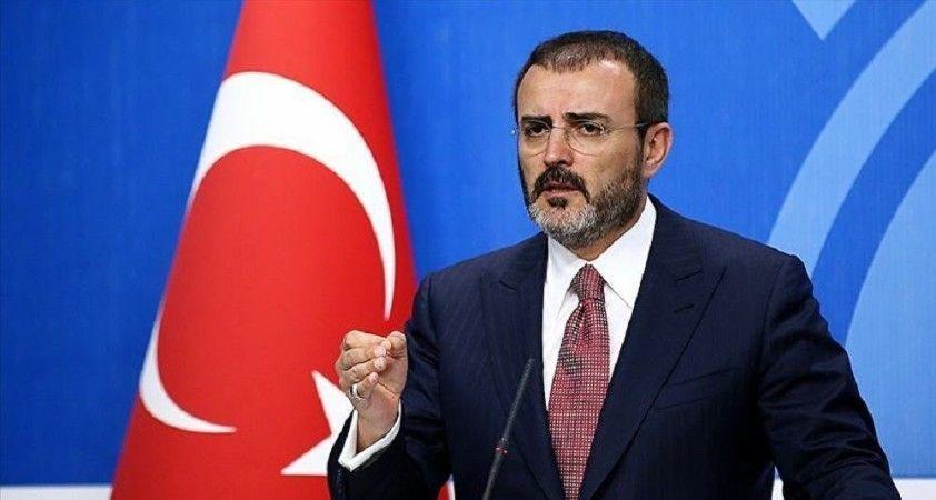 AK Parti Genel Başkan Yardımcısı Ünal: Geçmişte bir ay sonrasını göremeyen Türkiye, bugün uzay planlaması yapıyor