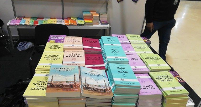 Uluslararası 32'inci Saraybosna Kitap Fuarı başladı