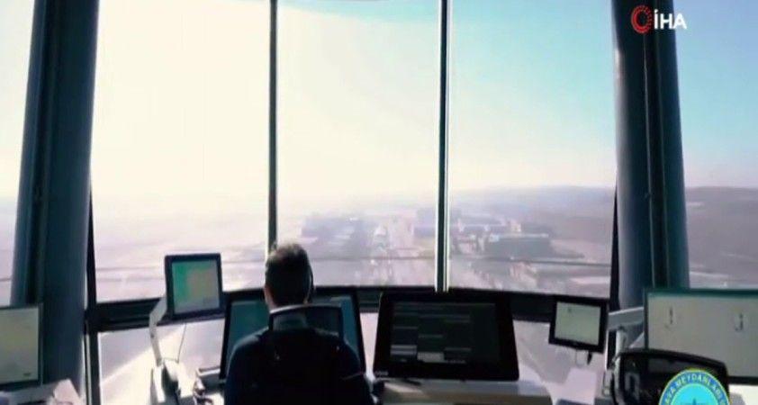 DHMİ, hava trafik kontrol hizmetinde Avrupa birincisi oldu