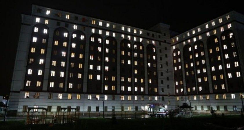 Sivas'ta KYK'den karantinadaki öğrenciler için moral etkinliği
