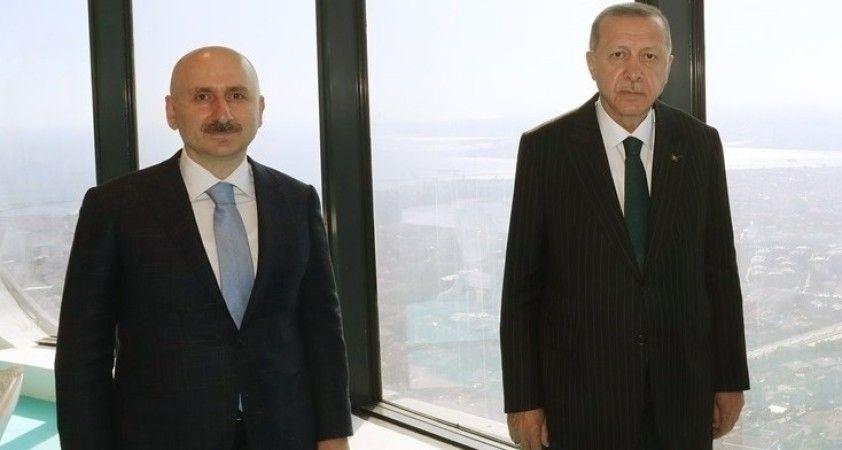 İstanbul'un yeni simgesi Çamlıca Kulesi hizmete açılıyor