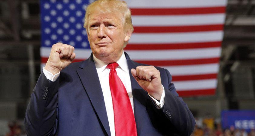 Trump'tan rakibi Joe Biden'a gönderme: Ben olmasaydım Çin, ABD'yi ele geçirirdi