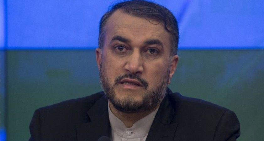 İran, Esed'in gitmesi üzerine Rusya'yla anlaştıkları iddiasını yalanladı