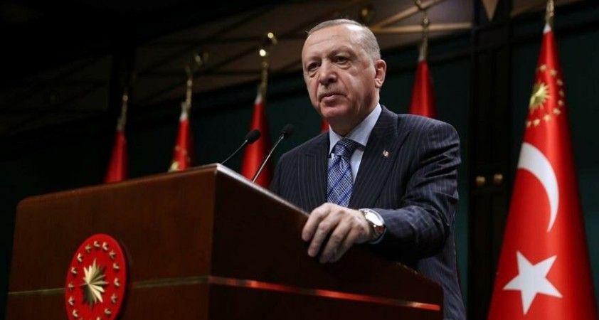 Cumhurbaşkanı Erdoğan: 12 milyonu ikinci doz olmak üzere, toplam 27 milyondan fazla aşılama gerçekleştirdik