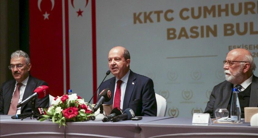 KKTC Cumhurbaşkanı Tatar: Maraş bölgesini 230 binden fazla kişi ziyaret etti