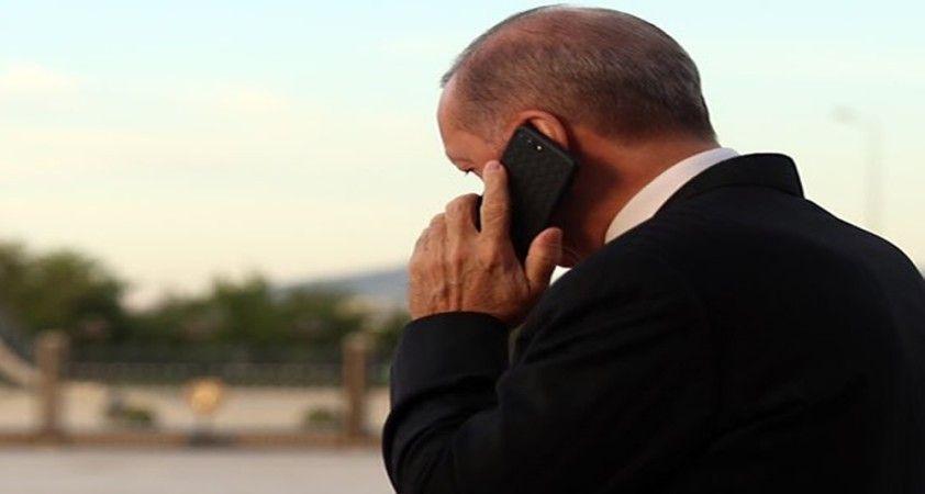 Cumhurbaşkanı Erdoğan, BAE Veliaht Prensi Nahyan ile görüştü
