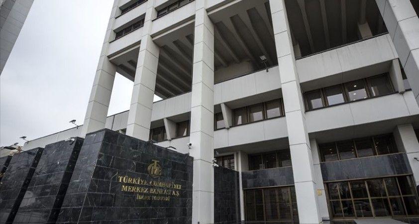 TCMB repo ihalesinde yüzde 14,99 ile 10 milyar lira verdi