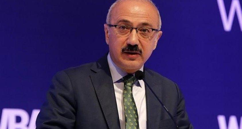 Bakan Elvan: Enflasyonla mücadelede bütüncül bir yaklaşımla kararlı bir duruş sergileyeceğiz