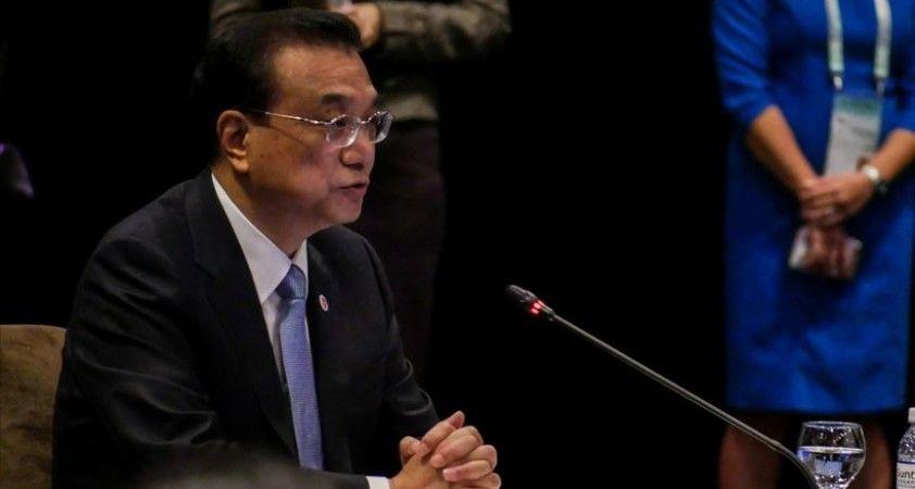 Çin Başbakanı Li: ASEAN, Çin'in en büyük ticaret ortağı haline geldi