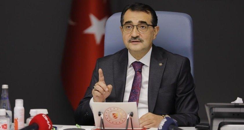 """""""Fatih'in keşfettiği 405 milyar metreküplük doğal gaz rezervimiz Filyos'ta karaya çıkacak"""""""