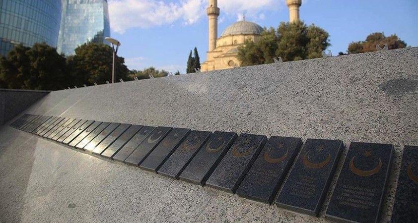 Bakü'nün kurtuluşunun 102. yıl dönümü kutlanıyor