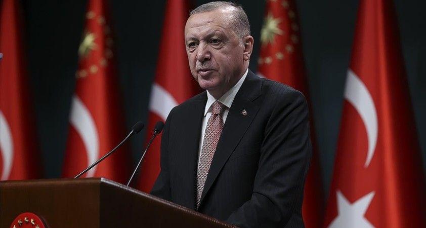 Cumhurbaşkanı Erdoğan: Türkiye 2003 yılından beri 225 milyar dolar uluslararası doğrudan yatırım çekmeyi başardı