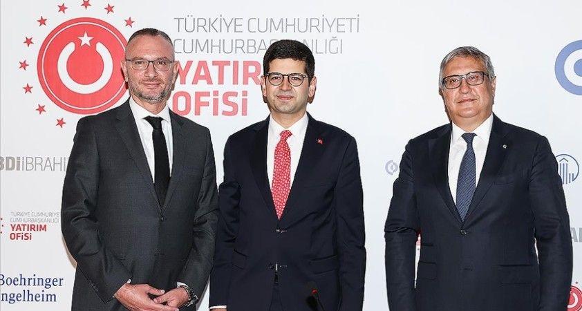 İlaç firması Boehringer Ingelheim'dan Türkiye'ye yerelleştirme yatırımı
