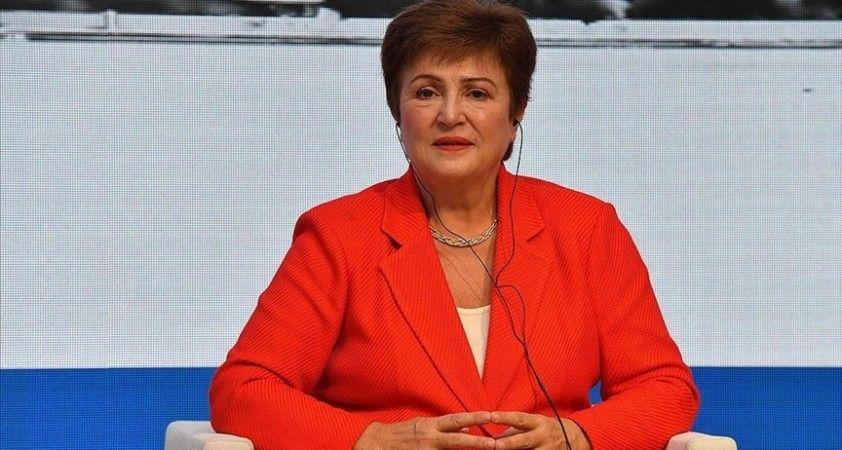 IMF'den adı usulsüzlük iddialarına karışan Başkan Georgieva'ya destek