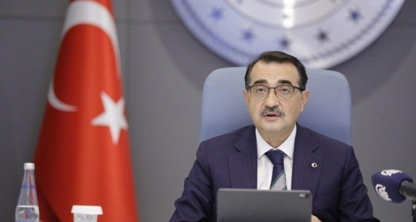 """Bakan Dönmez: """"Yunanistan'ın son yıllarda dile getirdiği hak iddialarını da rahatlıkla çürütebiliyoruz"""""""
