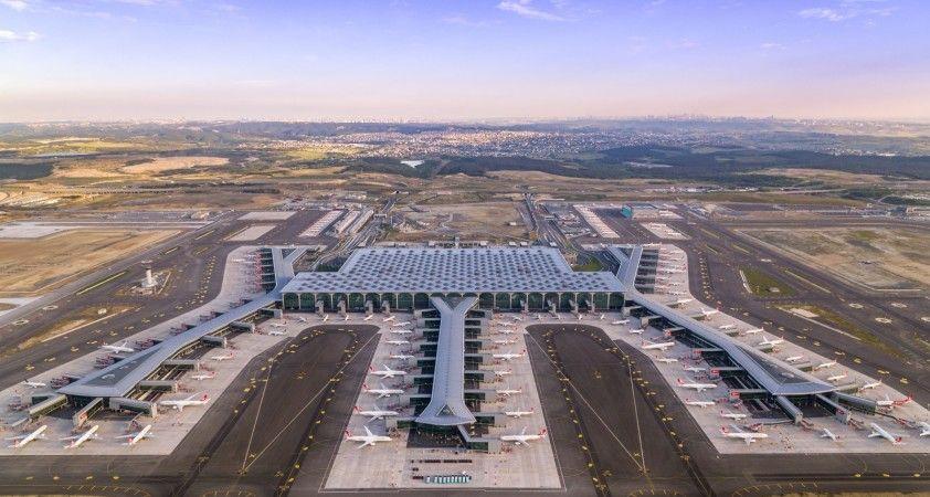 Mayıs ayının uçak kargo ve yolcu trafiği açıklandı
