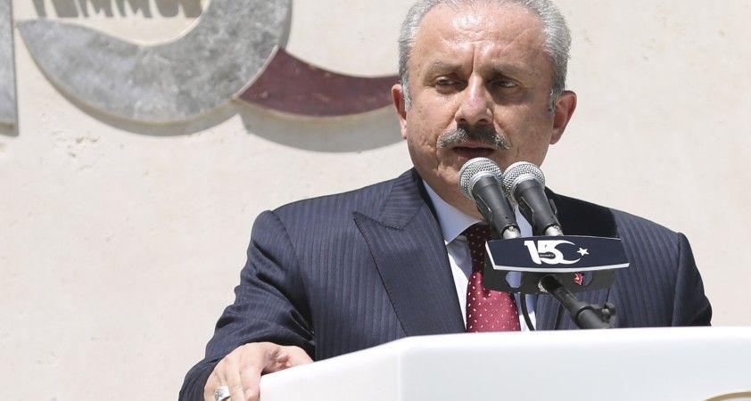 """""""Türkiye milli hedeflerine daha emin ve kararlı adımlar atmaya başlamıştır"""""""