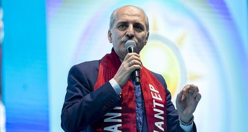 AK Parti Genel Başkanvekili Kurtulmuş: Biz anayasa değişikliğini meşru zeminlerde konuşur, meşru zeminlerde tartışırız