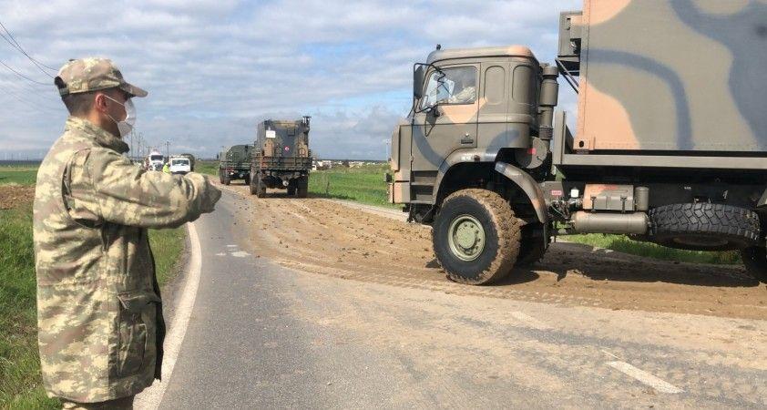 NATO Tatbikatına katılacak birlikler eğitime başladı