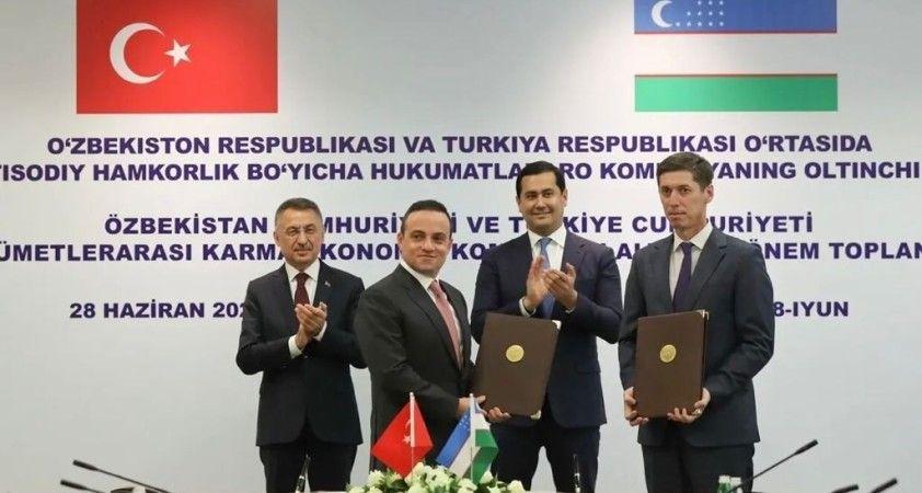Cengiz Enerji Özbekistan'daki elektrik üretim kapasitesini iki katına çıkarıyor