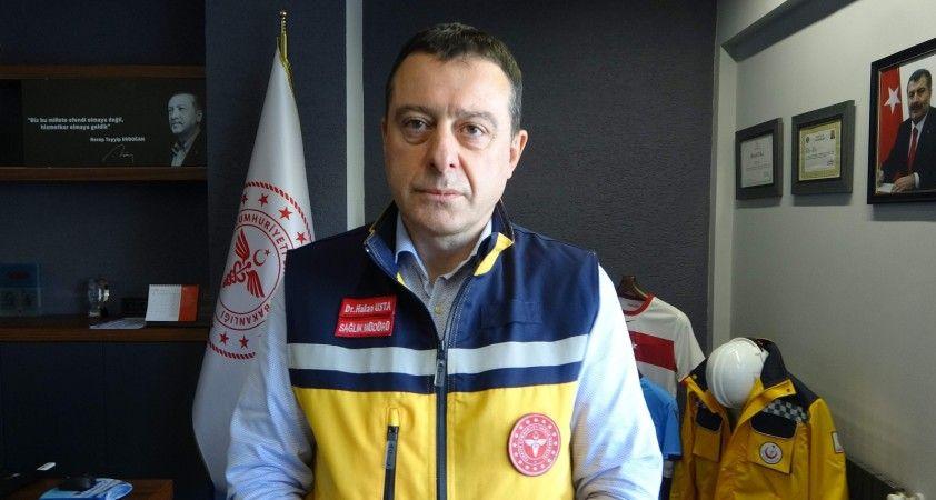Turkovac aşısının Faz-3 çalışması Trabzon'da başlayacak