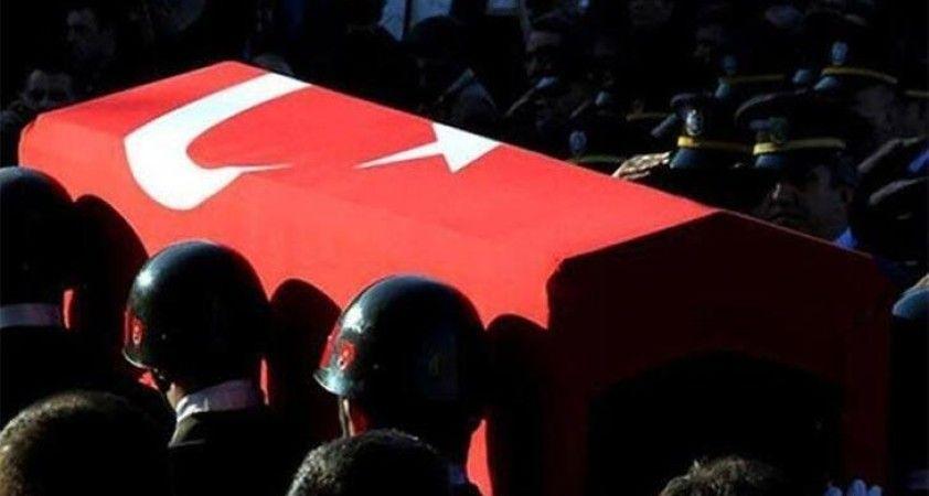 Kuzey Irak şehidinin cenazesi memleketi Trabzon'a getirildi